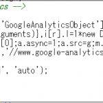 【Simplicity】やっと「ユニバーサル アナリティクス(旧 Google アナリティクス)」を設置しました。