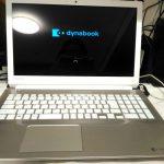 東芝 dynabook AZ45/BG購入しました。