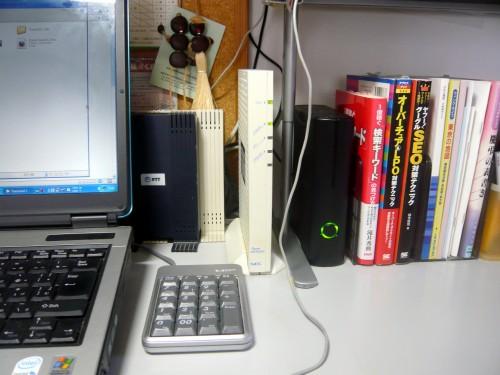 外付けHDD(StoreJet35T)1.5TB